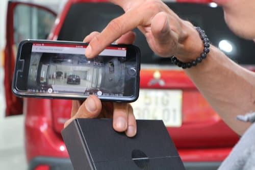 Địa chỉ lắp camera hành trình chuyên nghiệp quận 8 TPHCM