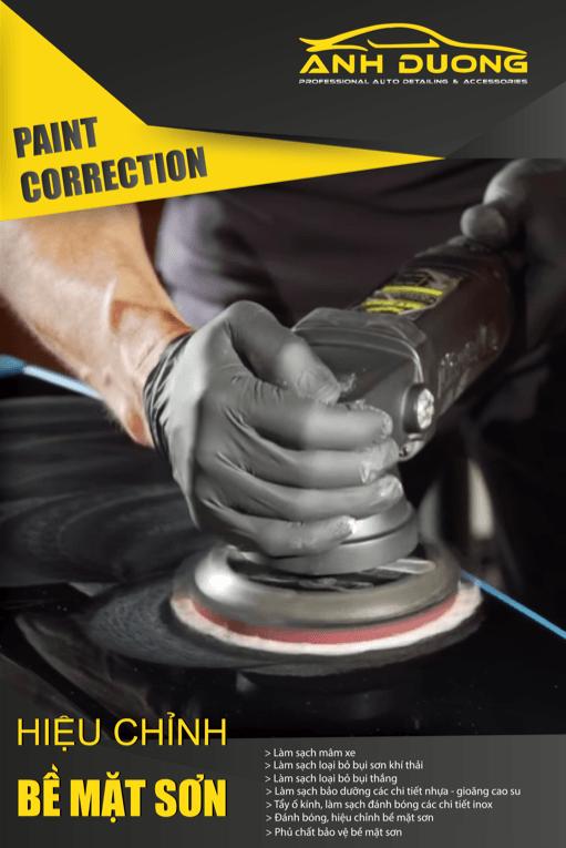 Dịch vụ đánh bóng, hiểu chỉnh bề mặt sơn tại TPHCM