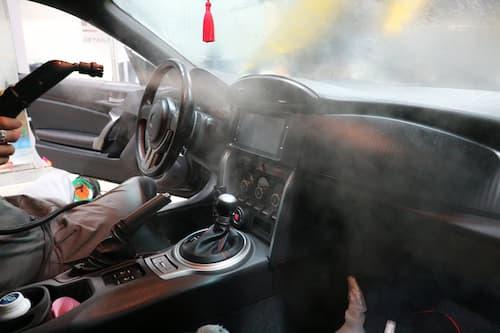 Khử mùi nội thất xe hơi