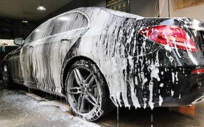 Rửa xe ô tô detailing chuyên nghiệp
