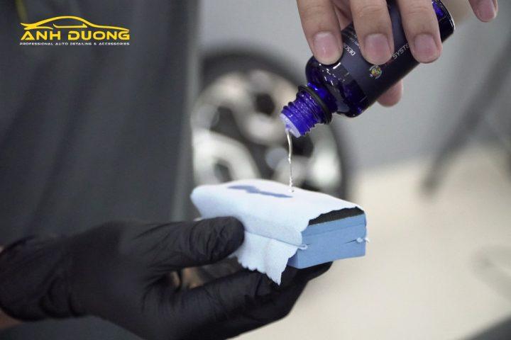 Dung dịch phủ ceramic ô tô