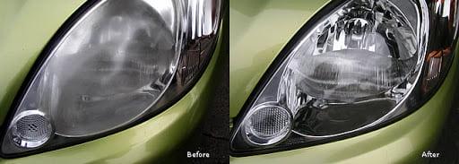 Đánh bóng đèn pha ô tô quận 10 TPHCM