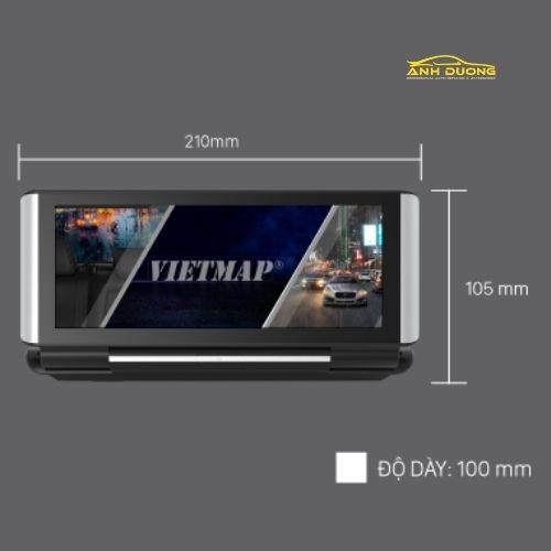Camera hành trình VietMap D22 TPHCM