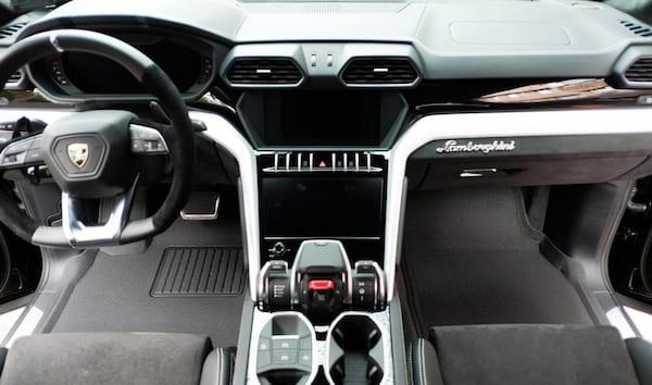 Thảm lót sàn xe hơi 3D Kagu MAXpider Lamborghini TPHCM
