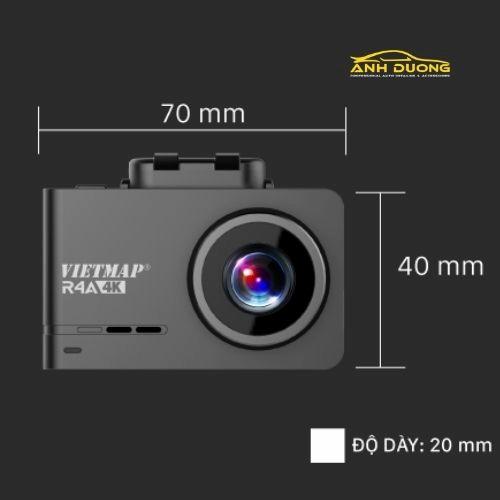 Camera hành trình xe ô tô Vietmap R4A